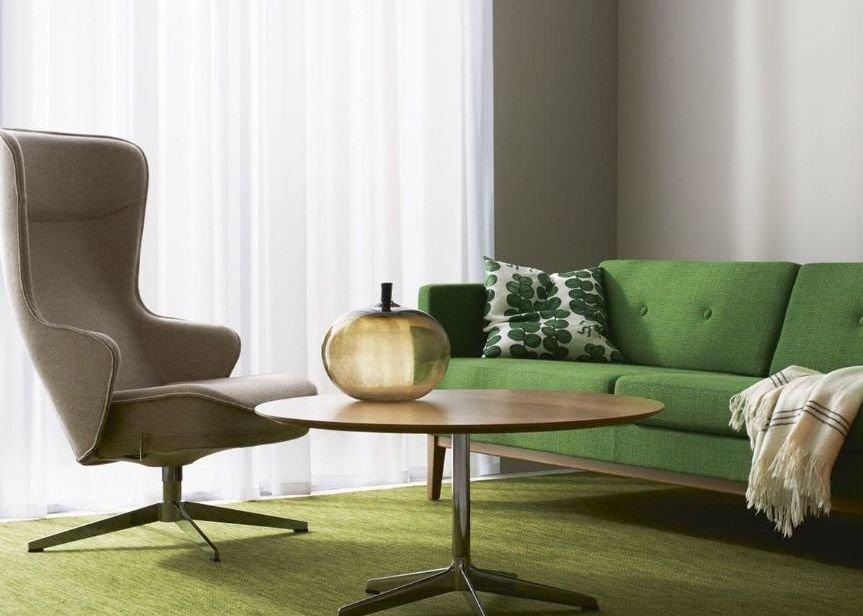 Butaca moderna y reclinable