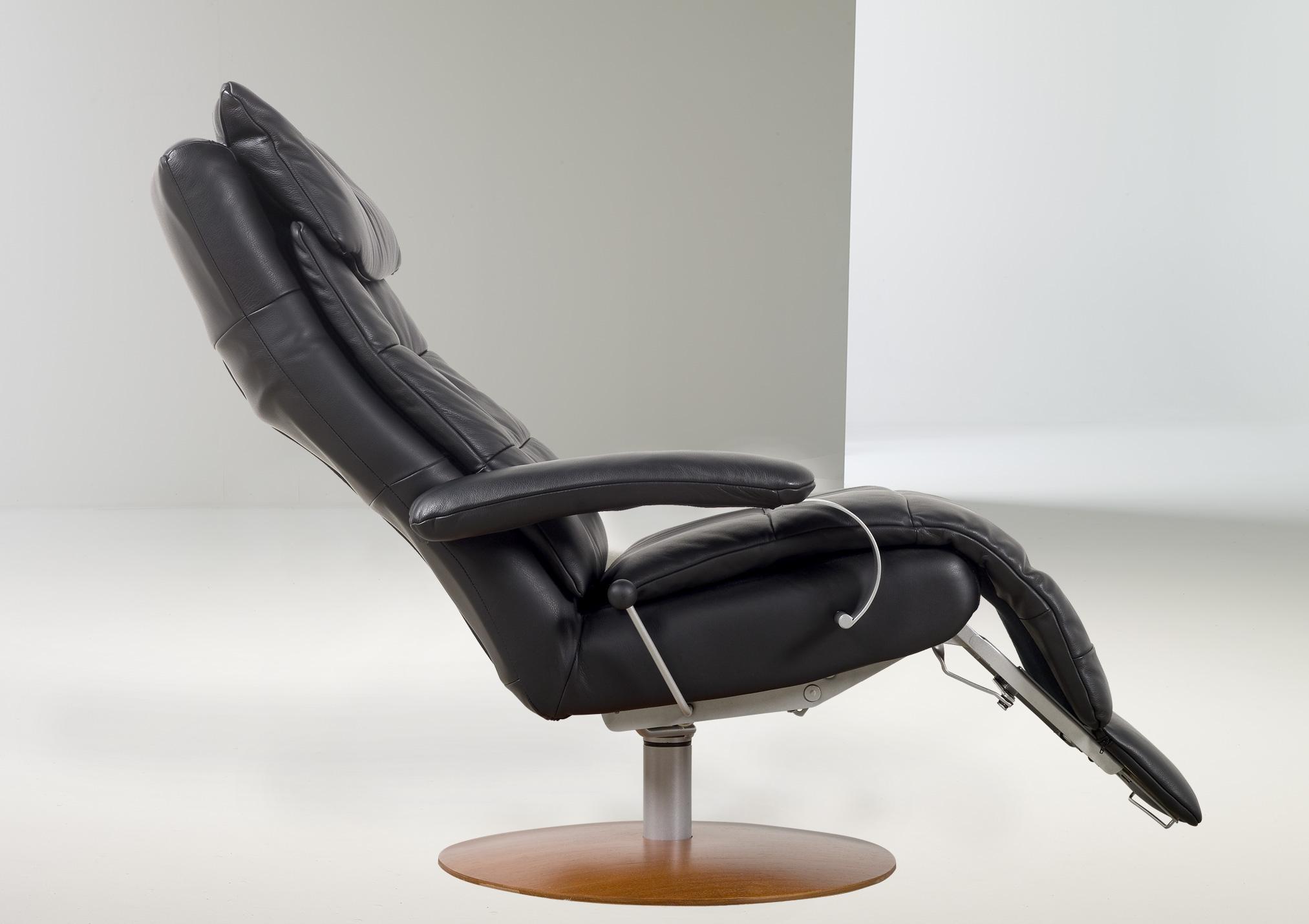 Butaca reclinable y acogedora