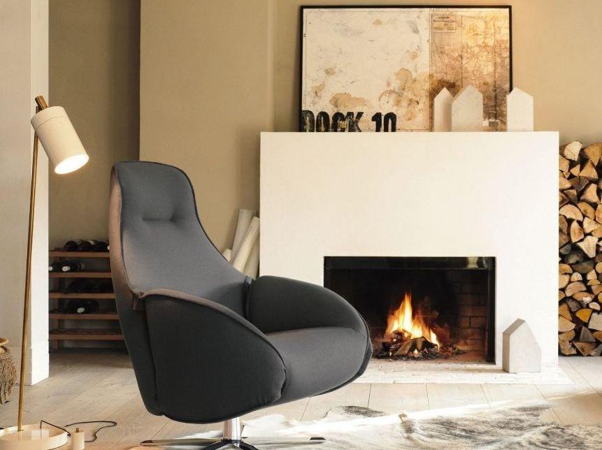 Butaca reclinable y confortable