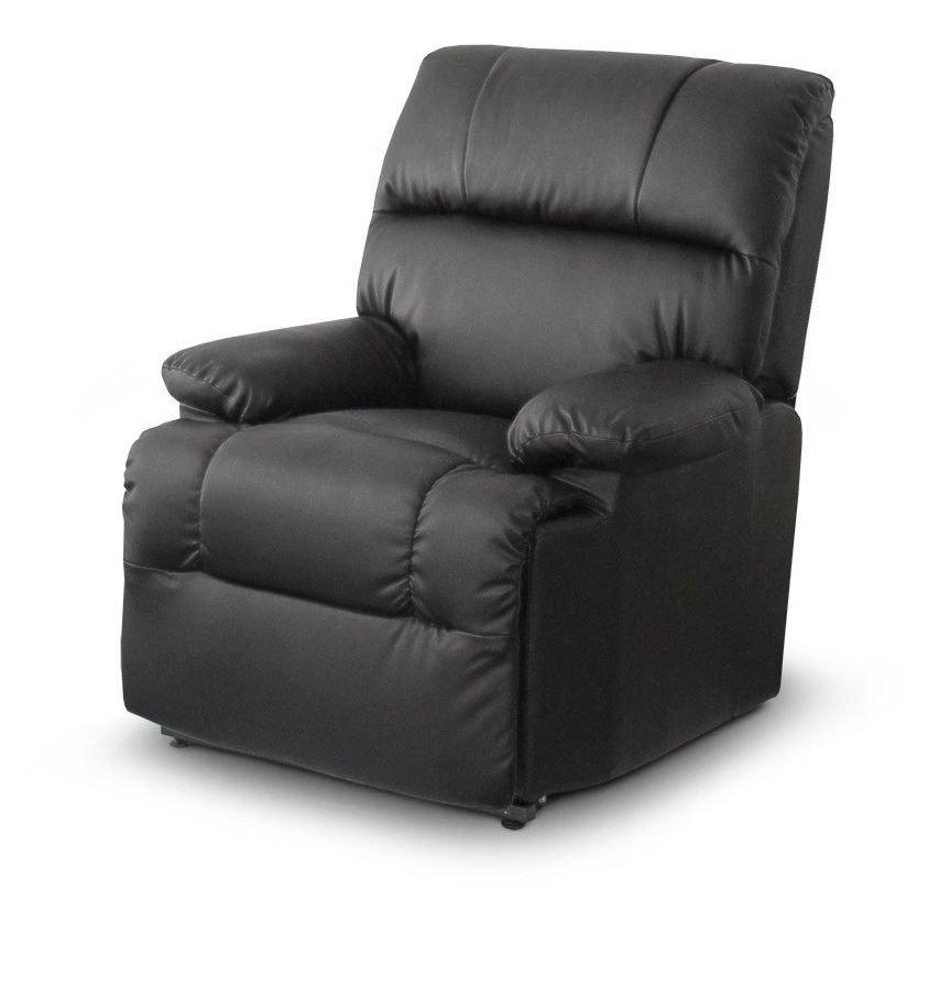 Sillones reclinables de piel for El mejor sillon relax