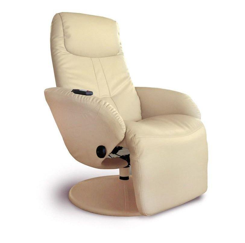 Sillón de masajes reclinable