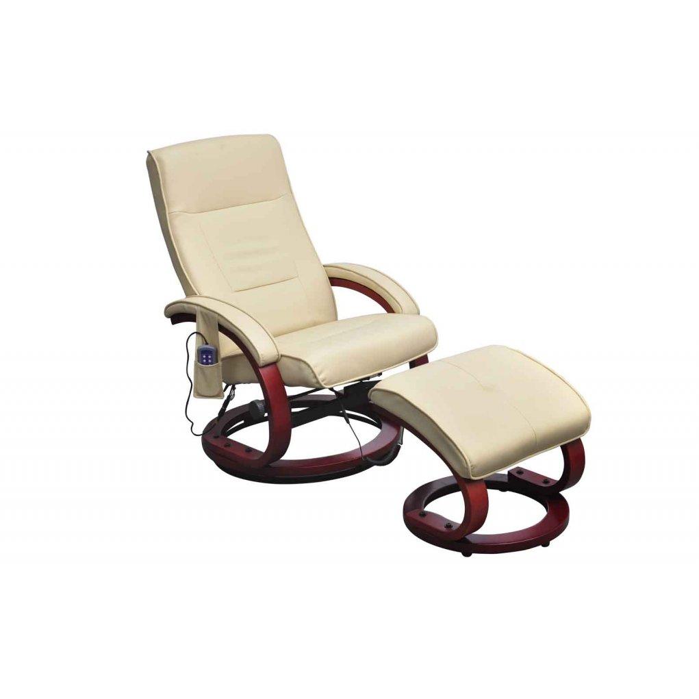 Sillón eléctrico de masaje reclinable