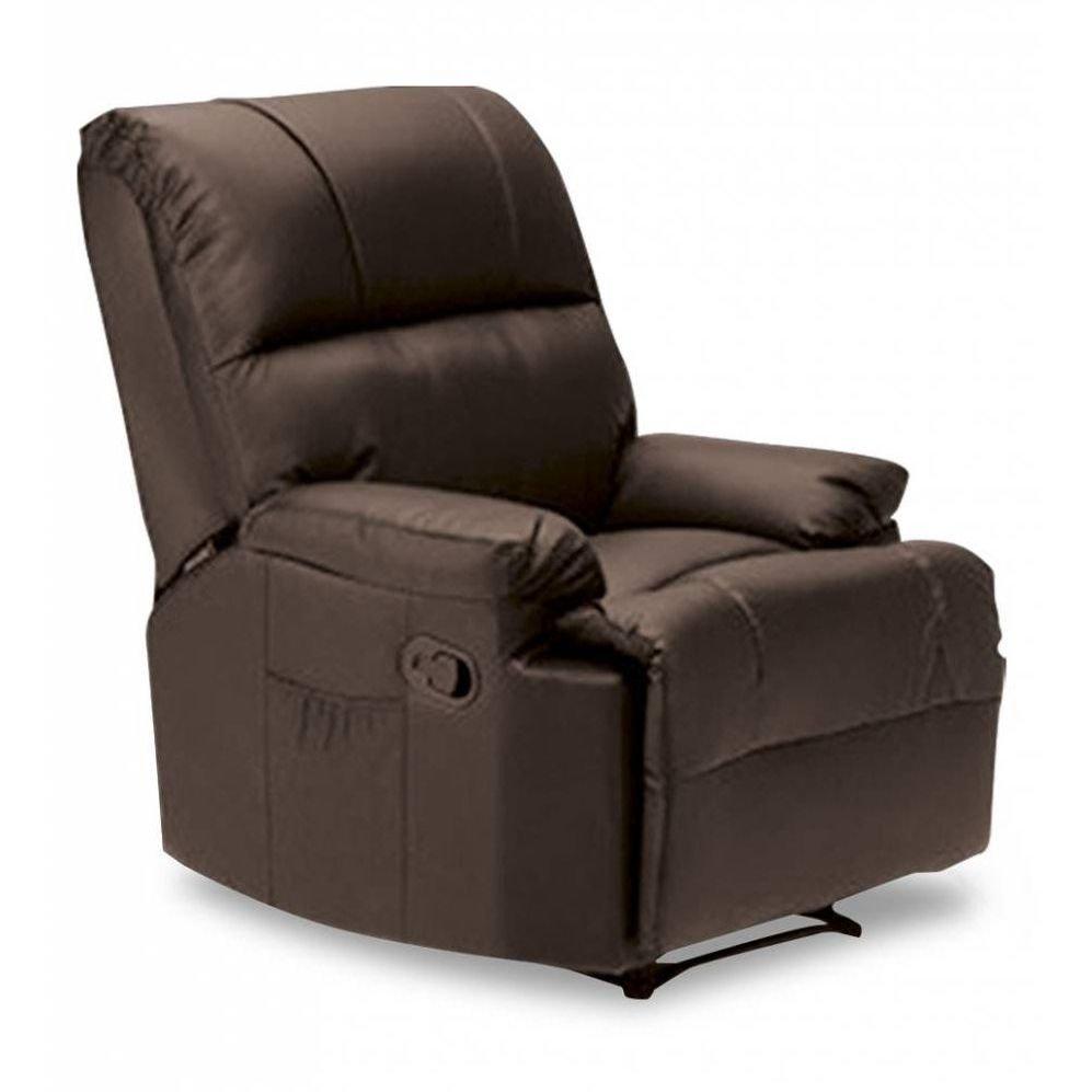 Sillón reclinable con estilo relax