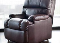 Sillón relax con calor lumbar incorporado