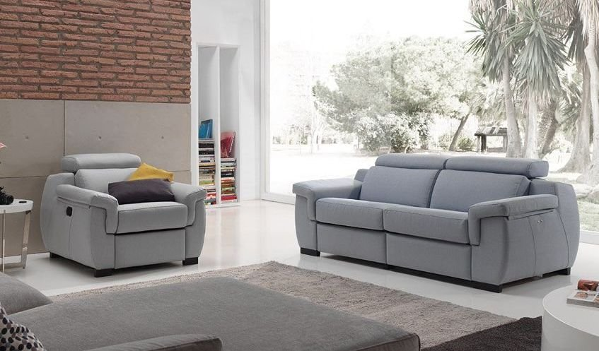 Sofá reclinable para relax