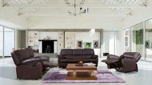 Sofás reclinables eléctricos